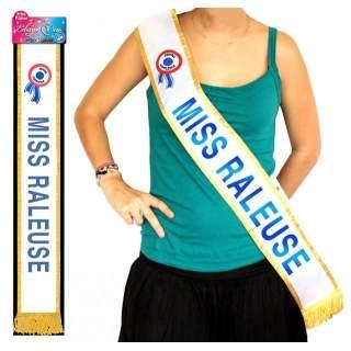 """Echarpe """"Miss râleuse"""""""