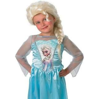 """Perruque enfant Elsa """"La reine des neiges"""""""