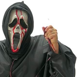 Masque Scream sanguinolant