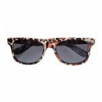 Lunettes leopard