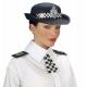 Képi femme policier anglais