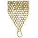 Bracelet oriental doré