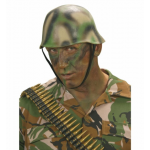 Casque camouflage