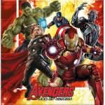 20 serviettes Avengers Age of Ultron