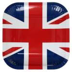 10 assiettes Angleterre