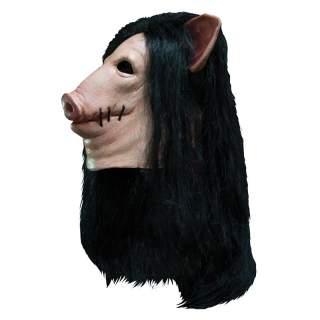 """Masque pig """"Saw"""""""