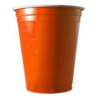 20 gobelets oranges Original Cup
