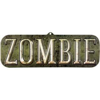 Plaque zombie