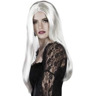 Perruque blonde longue