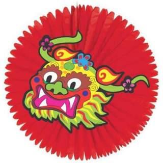 Lampion asiatique