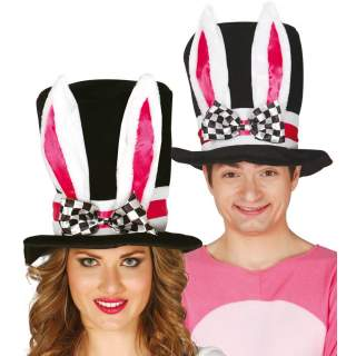 Chapeau avec oreilles de lapin