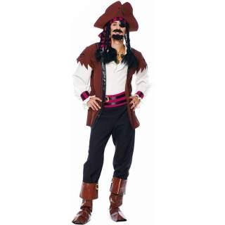Déguisement pirate des 7 mers