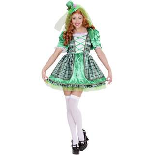 Déguisement irlandaise St Patrick