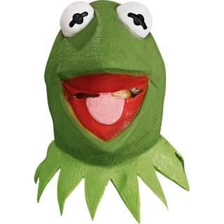 Masque Kermit la grenouille