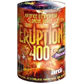 Artifice Eruption 400