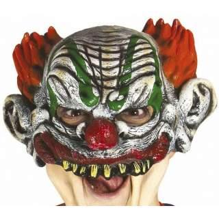 Demi masque de monstre