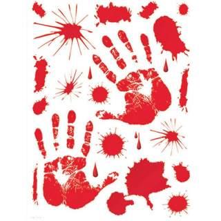 Stickers tâches de sang