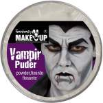 Poudre maquillage vampire