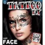Tatouages visage