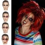 Kit maquillage Chucky