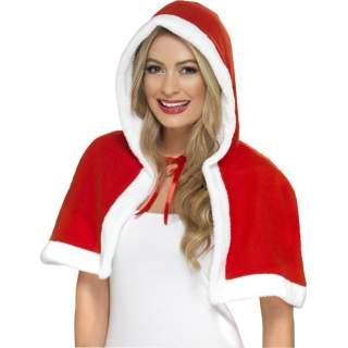 Mini cape Mère Noël
