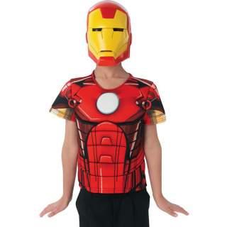 Kit Iron Man enfant