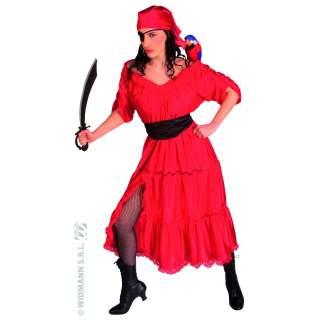Déguisement de pirate dame