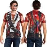T-shirt photo réaliste pirate