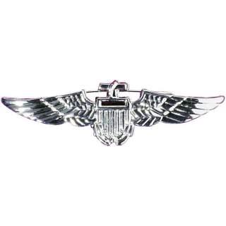 Badge aviateur