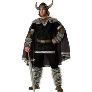 Déguisement viking luxe