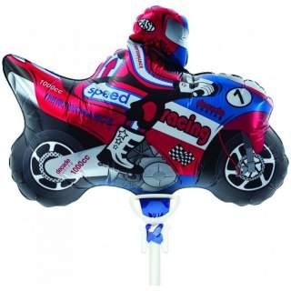 Ballon moto