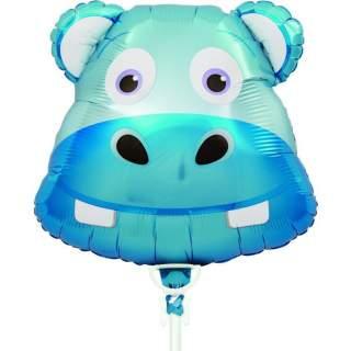 Ballon hippopotame