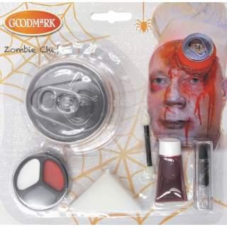Set maquillage zombie canette de coca