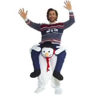 Déguisement porte-moi bonhomme de neige