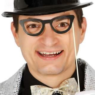 6 sticks photobooth lunettes