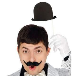 6 sticks photobooth chapeaux