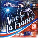 Artifice Vive la France