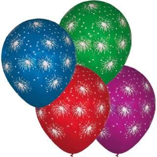 Sachet de 100 ballons gonflables