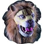 Masque de lion pour adulte