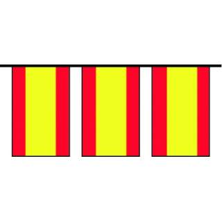 Guirlande plastique Espagne 10m