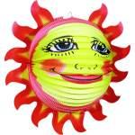 Lampion decoration soleil