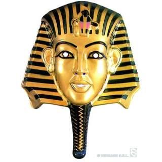 Masque de Toutankhamon rigide