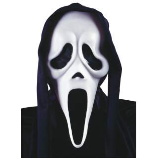 Masque Scream souple latex