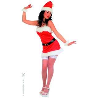 Costume Miss Santa sexy