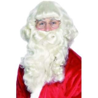 Barbe Père Noël Platine