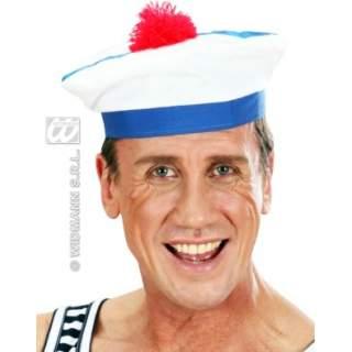 Béret de marin avec pompon