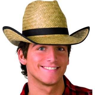 Chapeau de cow-boy paille Arizona