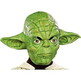 Masque de Maître Yoda 3/4