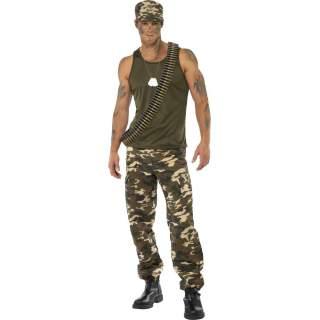 Déguisement US Army homme