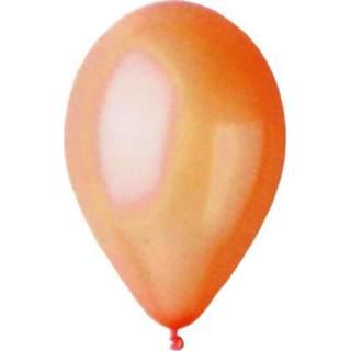 Sachet de 100 ballons nacrés couleur